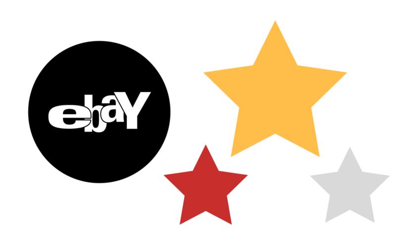 Feedback eBay: come lo rilasciate?