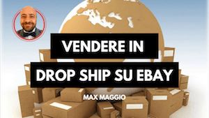 vendere in dropshipping su ebay